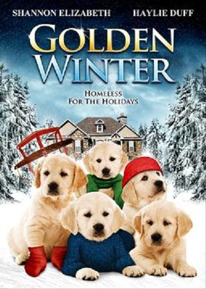 Golden Winter - DVD cover (thumbnail)