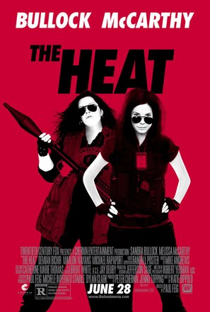 The Heat - Movie Poster (thumbnail)
