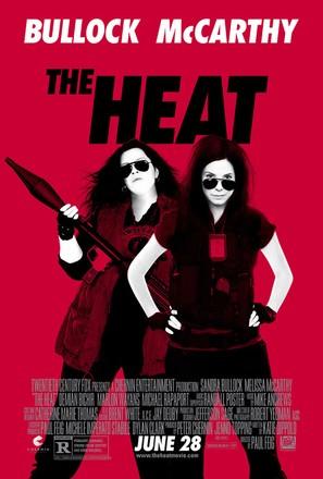 The Heat - Movie Poster (thumbnail)
