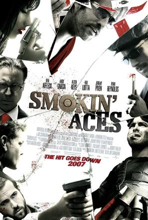 Smokin' Aces - Movie Poster (thumbnail)