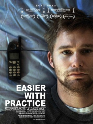 Easier with Practice - Movie Poster (thumbnail)