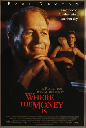 Where the Money Is - Movie Poster (thumbnail)