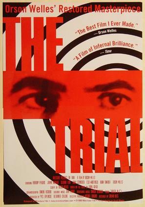 Le procès - Movie Poster (thumbnail)