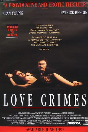 Love Crimes - Movie Poster (thumbnail)
