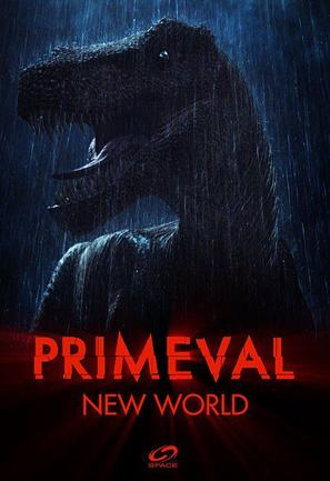 """Primeval: New World"" - Canadian Movie Poster (thumbnail)"