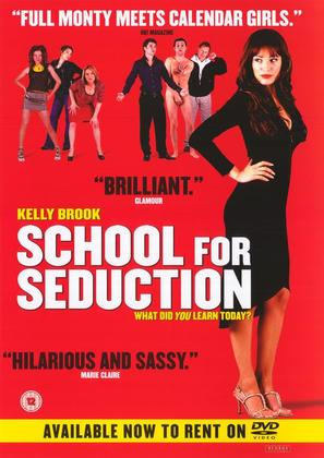 School for Seduction - British Video release poster (thumbnail)