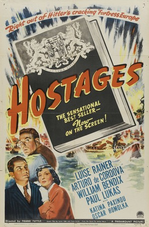 Hostages - Movie Poster (thumbnail)