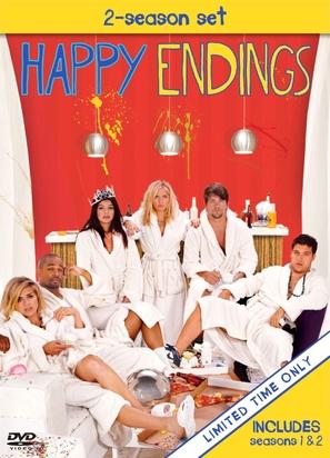 """Happy Endings"" - DVD movie cover (thumbnail)"
