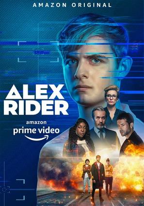 """""""Alex Rider"""""""