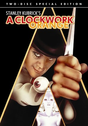 A Clockwork Orange - DVD cover (thumbnail)
