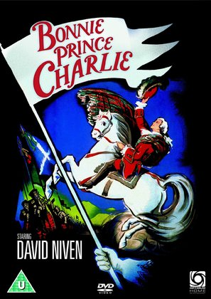 Bonnie Prince Charlie - British Movie Cover (thumbnail)