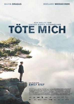 Kill Me - German Movie Poster (thumbnail)