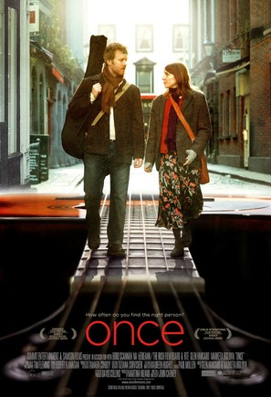 Once - Movie Poster (thumbnail)