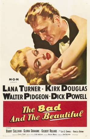 The Bad and the Beautiful - Movie Poster (thumbnail)