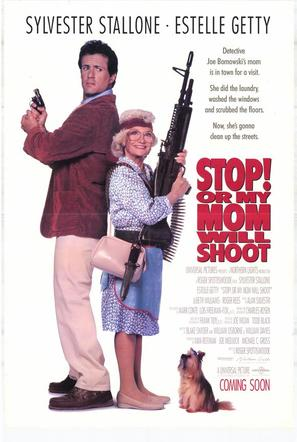 Stop Or My Mom Will Shoot - Movie Poster (thumbnail)