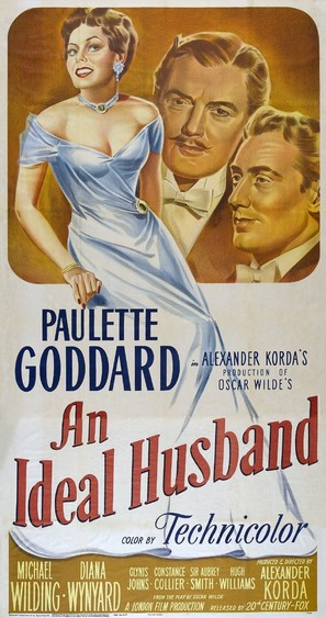 An Ideal Husband - Movie Poster (thumbnail)