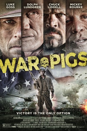War Pigs - Movie Poster (thumbnail)