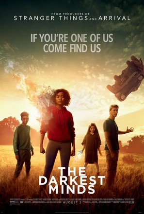 The Darkest Minds - Movie Poster (thumbnail)