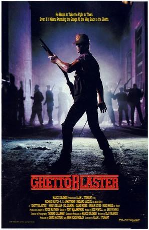 Ghetto Blaster - Movie Poster (thumbnail)