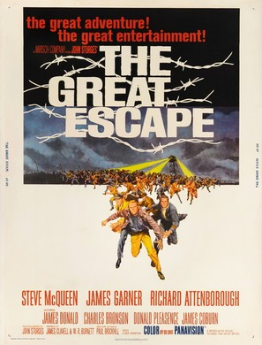 The Great Escape - Movie Poster (thumbnail)