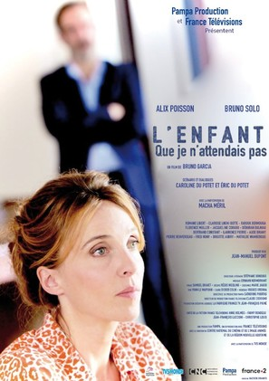 L'enfant que je n'attendais pas - French Movie Poster (thumbnail)