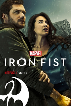 """""""Iron Fist"""""""