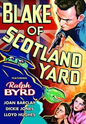 Blake of Scotland Yard - DVD movie cover (thumbnail)