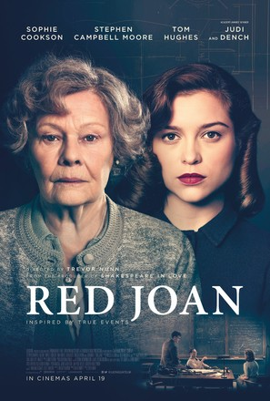 Red Joan - British Movie Poster (thumbnail)