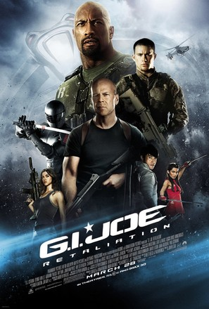 G.I. Joe: Retaliation - Movie Poster (thumbnail)