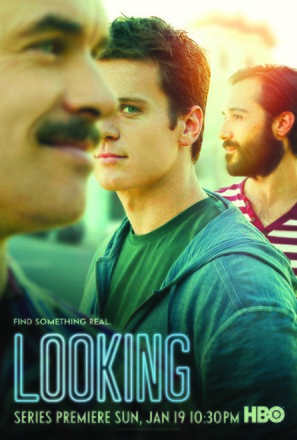 """Looking"" - Movie Poster (thumbnail)"