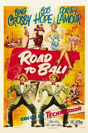Road to Bali - Movie Poster (thumbnail)