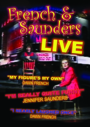 French and Saunders Live - Movie Cover (thumbnail)