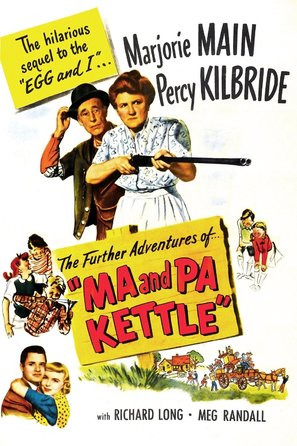 Ma and Pa Kettle - Movie Poster (thumbnail)