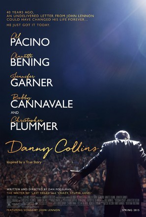 Danny Collins - Movie Poster (thumbnail)