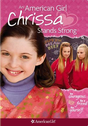 An American Girl: Chrissa Stands Strong - Movie Cover (thumbnail)