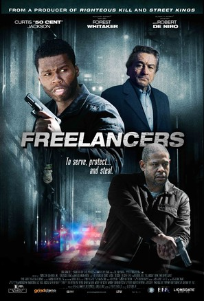 Freelancers - Movie Poster (thumbnail)