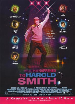 Whatever Happened to Harold Smith? - British Movie Poster (thumbnail)
