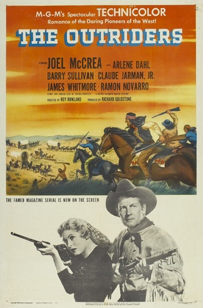 The Outriders - Movie Poster (thumbnail)