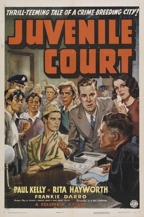 Juvenile Court - Movie Poster (thumbnail)