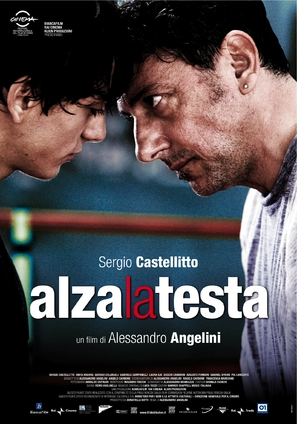 Alza la testa - Italian Movie Poster (thumbnail)