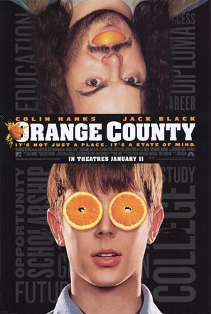 Orange County - Movie Poster (thumbnail)