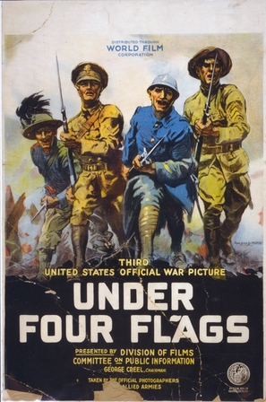 Under Four Flags - Movie Poster (thumbnail)