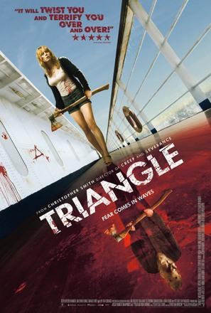 Triangle - British Movie Poster (thumbnail)