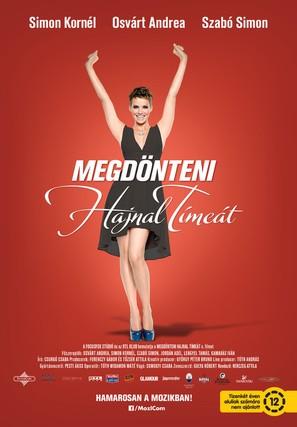 Megdönteni Hajnal Tímeát - Hungarian Movie Poster (thumbnail)