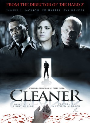 Cleaner - DVD cover (thumbnail)