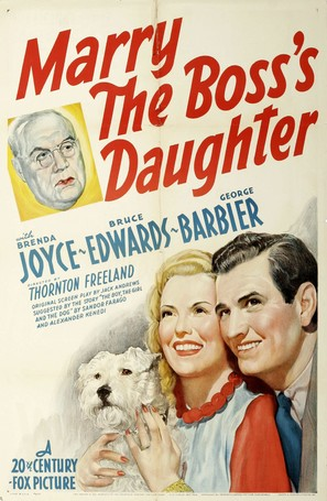 Marry the Boss's Daughter - Movie Poster (thumbnail)