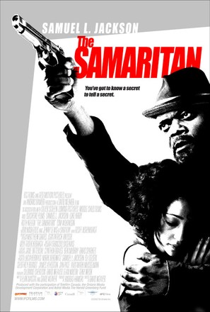 The Samaritan - Movie Poster (thumbnail)