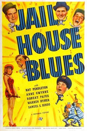Jail House Blues - Movie Poster (thumbnail)