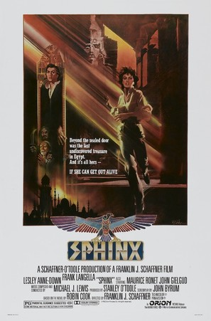 Sphinx - Movie Poster (thumbnail)