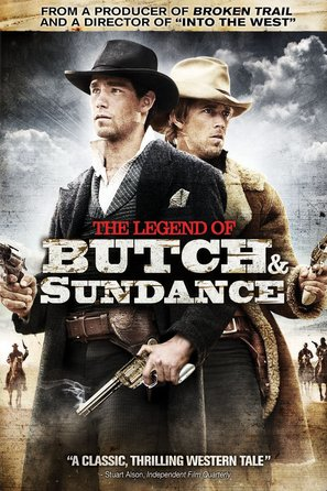 The Legend of Butch & Sundance - Movie Cover (thumbnail)